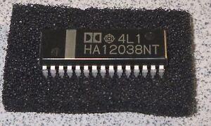 IC HA12038NT,  Dolby-C En/Decoder,  1 Stück NOS