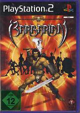 Barbarian (Playstation 2)