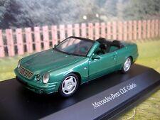 1:43  Schuco (Germany) Mercedes-Benz CLK cabrio