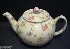 1 HERON CROSS poterie Serena Chintz anglais 3 tasse pot de thé ou 2 tasses
