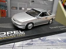 OPEL Calibra Coupe silber 1993 - 1997 Erhard Schnell IXO altaya SP 1:43