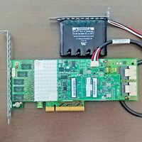 FUJITSU D3116-C26 1GB cache w/ Cache module RAID0/1/5/6 = 9271-8i PCIe3.0 6Gb/s