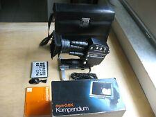 Beaulieu 5008S MultiSpeed Camera w/Schneider 6-70MM f/1.4 Lens, Matte Box, case