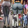 Women's Yoga Workout High Waist Sports Gym Jogger Pants Fitness Elastic Leggings