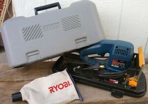 Ryobi JM81 Biscuit Plate Joiner with Hard Case