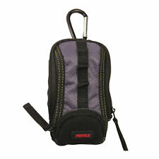 Pentax Adventure Case with Carabiner Compact Camera Bag Nylon Black