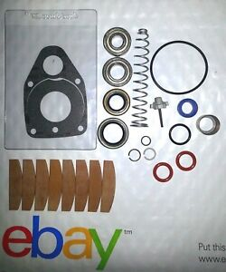 """SNAP ON MG325 TUNE UP KIT WITH BEARINGS FITS 3/8"""" DRIVE MODELS DOES NOT FIT MG31"""