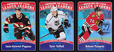 16-17 OPC Tyler Toffoli /100  Rainbow Black OPEECHEE League Leaders 2016