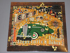 STEVE EARLE & the DUKES  Terraplane 180g LP New Sealed