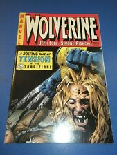 Wolverine #55 Land Variant VF Beauty Wow Rare