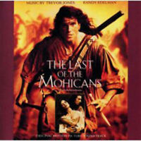 Trevor Jones & Randy - The Last Of The Mohicans NEW CD