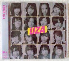 "2012 ""SEALED CD"" AKB48 ""Uza"" Annoying NMAX 1138 Japan Theater Version"