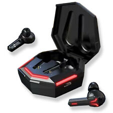 Indigi® Tws Gaming EarBuds w/ Noise Canceling, Long Battery life, Auto Pairing