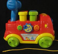 VTech Hammer Fun Learning Truck with Puppy Dog Talks Letters Music