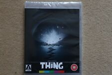 BLU-RAY THE THING (JOHN CARPENTER )     ( ARROW )    BRAND NEW SEALED UK STOCK