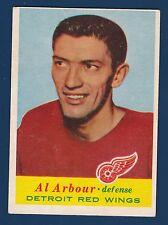 AL ARBOUR 57-58 TOPPS 1957-58 NO 38 EX  4983