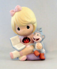 Dora The Explorer Precious Moments Figurine Boots Girl Reading Better Friend