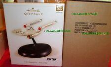 2006 HALLMARK KEEPSAKE ORNAMENT U.S.S. ENTERPRISE NCC - 1701   STAR TREK MAGIC