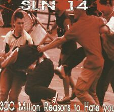 SLN 14-CD-300 Million Reasons To Hate You