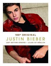 Justin Bieber-Just Getting Started von Justin Bieber (Gebundene Ausgabe) | Buch