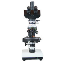 Professional Research Asbestos Polarizing Microscope - Bertrand Lens & Retarders