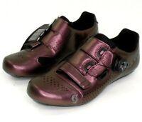 Scott Road Team Boa Bike Cycling Shoes Nitro Purple Women's Size 8 US / 40 EU