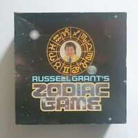 Board Game, Astrology, RUSSELL GRANT'S ZODIAC GAME  astrology 100% complete