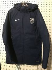 New Men USA National Team Soccer Jacket Size XL,Nike,Parka,Sideline,SoccerFutbol