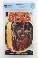 Walking Dead #27 -NEAR MINT- CBCS 9.6 NM+ Image 2006 - 1st App of the Governor!