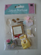 EK SUCCESS JOLEE'S JEWISH WEDDING DIMENSIONAL STICKERS BNIP