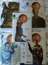 "Five (5) ""Serenity"" Comic Books - based on Joss Whedon's ""Firefly"""