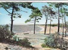 SAINT-BREVIN le pointeau la plage timbrée 1962