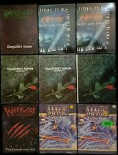 White Wolf RPG 8 Screen Lot - Vampire / Werewolf Apocalypse / Mage Ascension