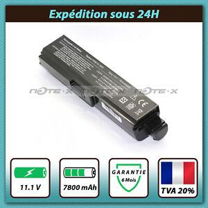 Batterie pour Toshiba Satellite  L670-103 L670-105   L670-117 L670 11.1V 7800MAH