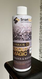 SmartSeal Grout Magic Mid Grey 237ml
