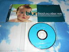 BLUR - THERE'S NO OTHER WAY UK CD SINGLE