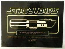 Star Wars Darth Vader Säbel Golden Maßstab 0:45 Master Replicas
