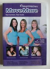 Weight Watchers Move More DVD.