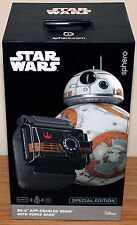 Sphero Star Wars BB-8 Special Edition App-Enabled Droid w/Force Band OPEN BOX