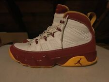 2012 NIKE AIR JORDAN 9 IX RETRO BENTLEY ELLIS CRAWFISH USED SZ 10 302370-140 22abb1df4