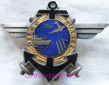IN8068 - INSIGNE G.A.C. de D.S, Artillerie de Côte, D.C.A. DIEGO SUAREZ