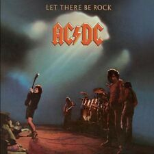 AC/DC - Let There Be Rock 180g vinyl LP NEW/SEALED ACDC AC DC
