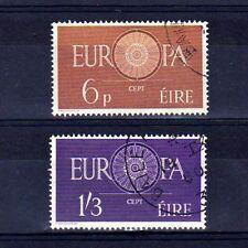 IRLANDE - EIRE Yvert n° 146/147 oblitéré