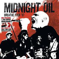 Midnight Oil - Breathe Tour '97 [New Vinyl LP] Colored Vinyl, Red, Whi