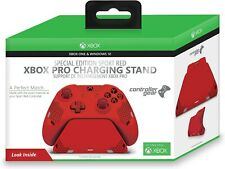 OB Controller Gear Sport RED Special Edition Xbox Pro Charging Stand