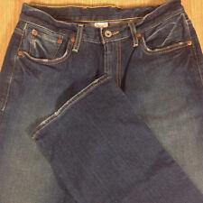 LUCKY BRAND Jeans STRAIGHT LEG 30xReg Darker Distressed  *NWOT* 112617