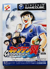 CAPTAIN TSUBASA GOLDEN GENERATIONS OUGON SEDAI NO CHOUSEN GC GAME CUBE JAP NUEVO