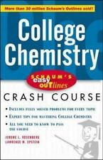 College Chemistry Crash Course: Based on Schaum's Outline of College Chem