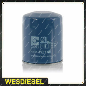 Wesfil Oil Filters for Honda Accord AD Prelude AB 1.8L 4Cyl SOHC 12V Petrol