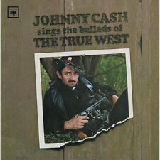 Sings Ballads Of The True West - Johnny Cash (2002, CD NIEUW) Remastered